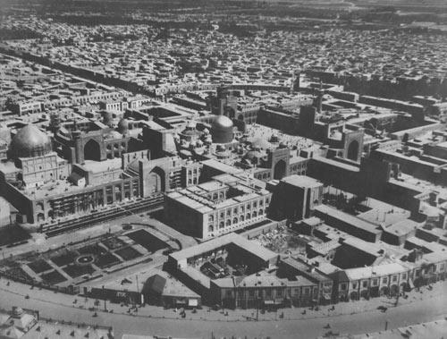 عکس قدیمی مشهد