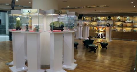 موزه گوهرسنگ های مشهد